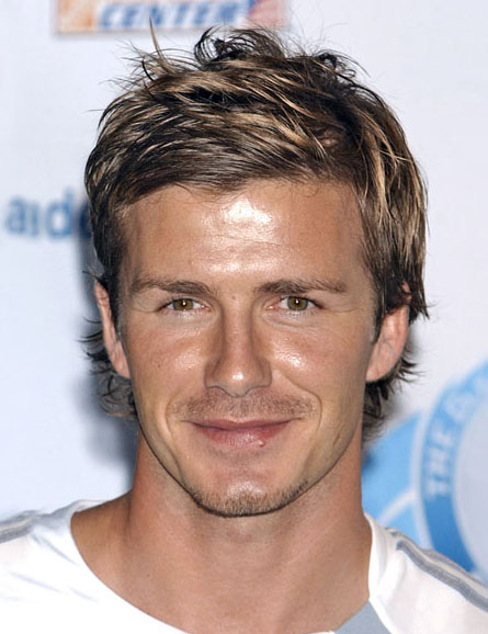 mens highlighted hairstyles