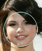You have a round face shape!