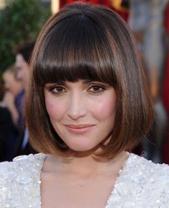 Rose Byrne's Chic Bob Haircut