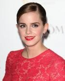 Emma Watson's Slicked-Back Short Hair