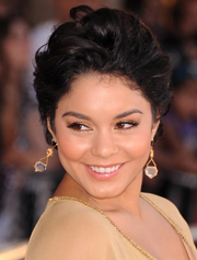 Vanessa Hudgens short pixie haircut
