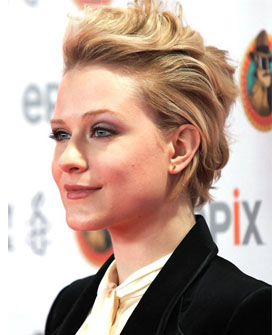 Evan Rachel Wood's Short Haircut
