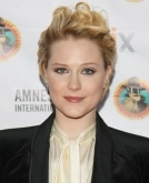 Evan Rachel Wood's Short Wavy Razor Cut
