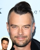 Josh Duhamel Debuts Mohawk Haircut