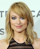 Olivia Wilde's New Blonde Shoulder-Length Wavy Haircut