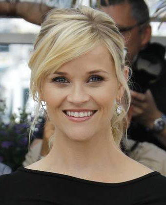 Reese Witherspoon's Lovely Ponytail
