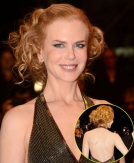 Nicole Kidman Gorgeous Hairstyles at 2012 Cannes Film Festival