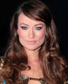 Olivia Wilde: Best Hairstyles for a Square Face