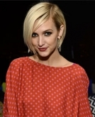 Ashlee Simpson's Edgy Pixie Haircut