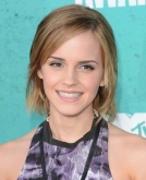 Emma Watson's Medium-Length Hair