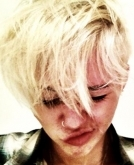 Miley Cyrus Funky Short Haircut From Every Angle