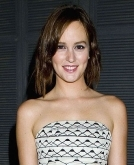 Leighton Meester Debuts New Short Haircut