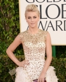 The best red carpet hair from the Golden Globes 2013