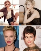 Get inspirations to change your style with short hair