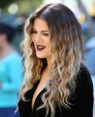Khloe Kardashian's mermaid ombre do