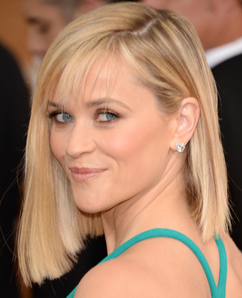 Reese Witherspoon S Edgy Lob