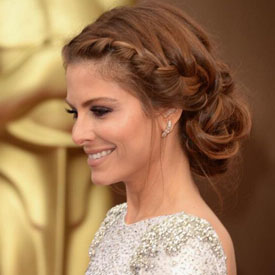 2014 Academy Awards Hairstyles Gallery