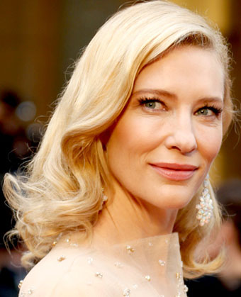 Cate's mid-length perfection