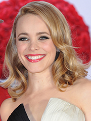 Rachel McAdams loose waves