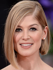 Best bob – Rosamund Pike