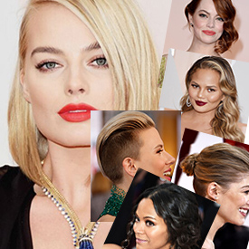 Oscar 2015 : Best hair as seen on the red carpet