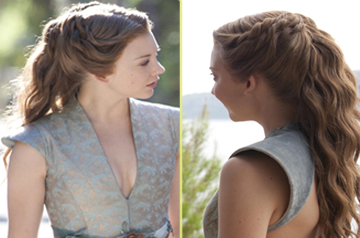 Game Of Thrones Hairstyles - Hairstyle girl game