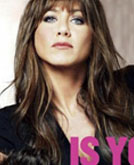 Jennifer Aniston's New Brunette Hair: Yay or Nay?