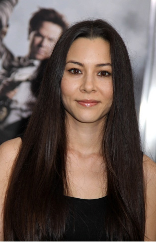 China Chow's Super Straight Hairstyle