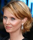 Cynthia Nixon at the London Premiere of Sex and The City