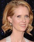 Cynthia Nixon at the New York Premiere of Sex and The City