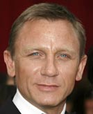 Daniel Craig's Haircut at Oscar 2007