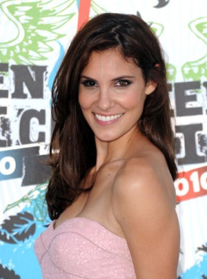 Daniela Ruah's Medium Hairstyle