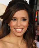 Eva Longoria Parker's Long Curly Hairstyle