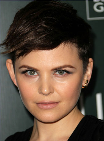 Ginnifer Goodwin's Chic Pixie Hairstyle
