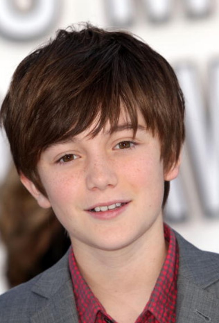 Greyson Chance's Hairstyle