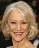 Helen Mirren's Hairstyle at Oscar 2007