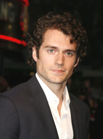 Henry Cavill's Curly Hairstyle