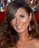 Jamie-Lynn Sigler's Curly Hairstyle