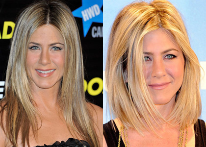 Jennifer Aniston's New Bob Haircut