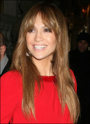 jennifer lopez hairstyles. Jennifer Lopez Long Straight