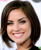 Jessica Stroup's Layered Bob Hairstyle