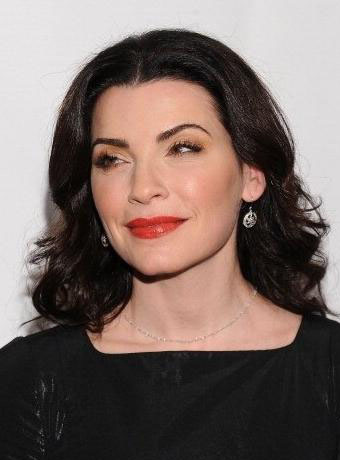 Julianna Margulies Wide Retro Waves