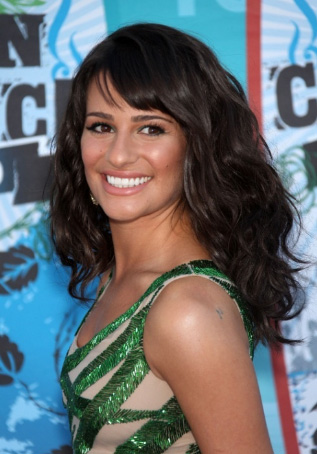 LEA MICHELE 91220 Teen hysteria flows in One Direction (Video Thumbnail) Click to play video