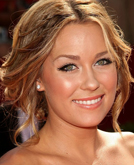 Lauren Conrad - Emmys 2008 Red Carpet