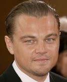 Leonardo DiCaprio's Haircut at Oscar 2007