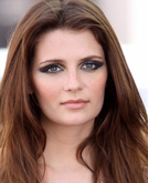 Mischa Barton's Long Messy Hairstyle