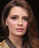 Mischa Barton's Side Swept Wavy Hairstyle