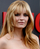 Mischa Barton's Long Hairstyle