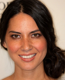 Olivia Munn's Side Low Bun Hairstyle