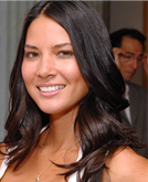 Olivia Munn's Curly Hairstyle
